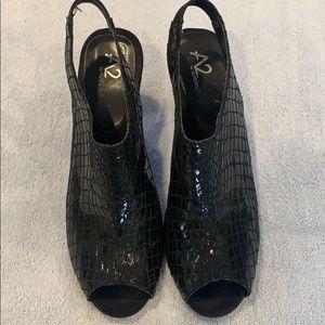 EUC Peep-Toe Sandal A2 Aerosoles